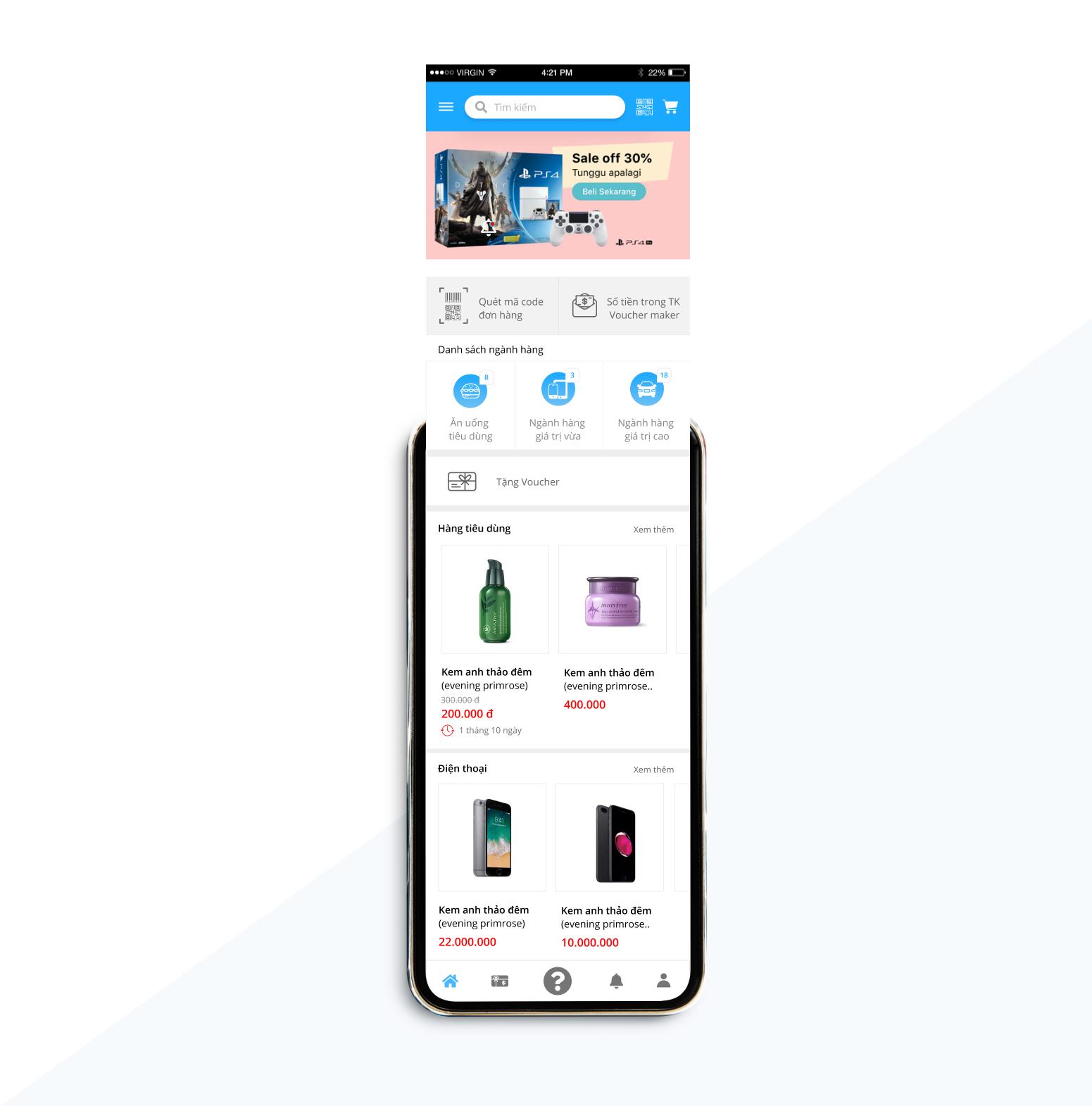 Voucher Maker APP Mobile